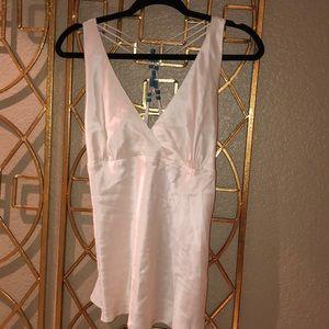 NWT White House Black Market silk top